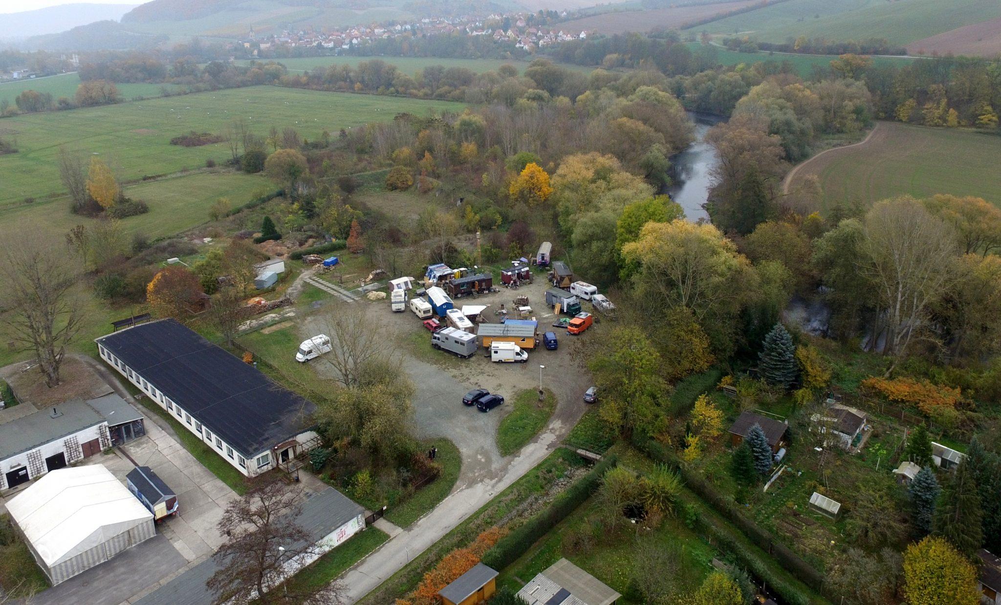 Rechtsamt Jena empfiehlt Wagenburgler*innen Obdachlosenheim