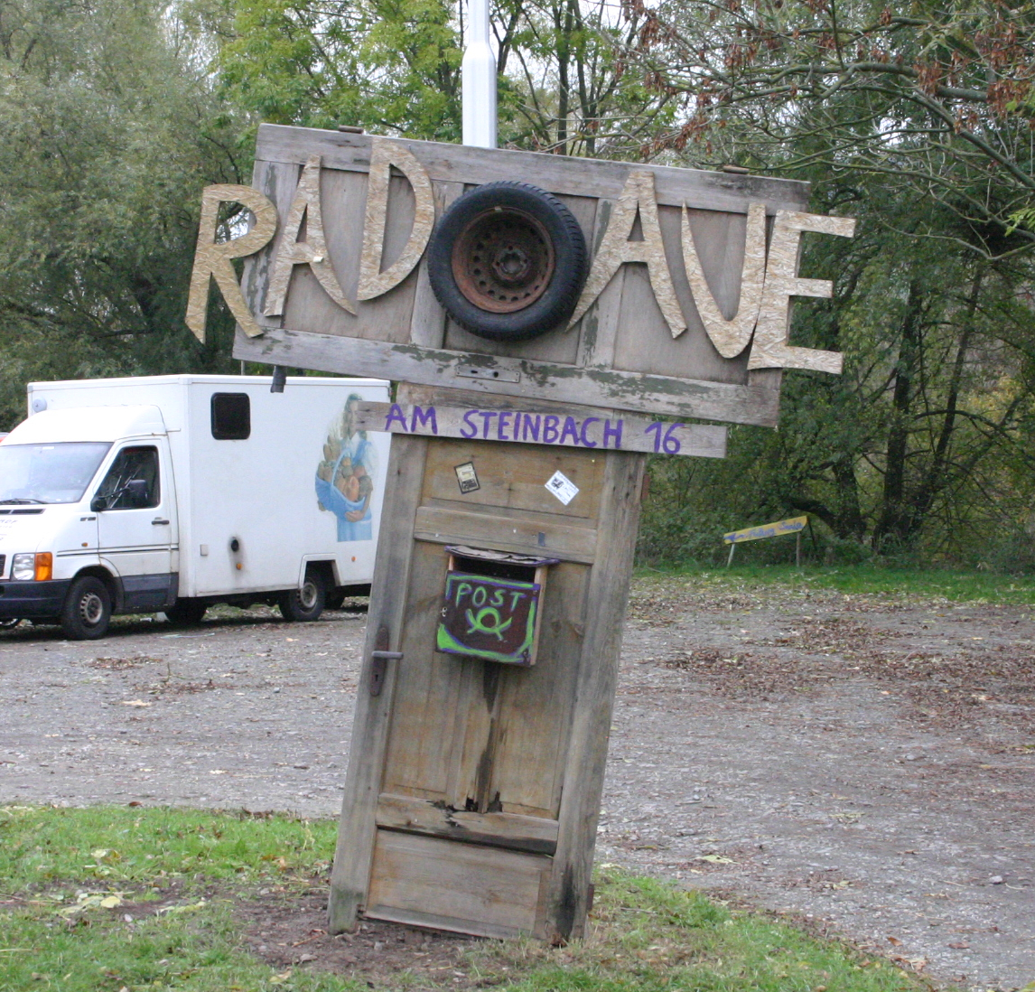 Offener Brief an den Oberbürgermeister Dr. Thomas Nitzsche zur Situation des Wagenplatzes RadAue