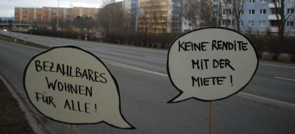 """Erste Reaktion """"Das Bürgerbegehren wird kommen, denn die Stadt braucht eine mutige und soziale Wohnungspolitik"""""""