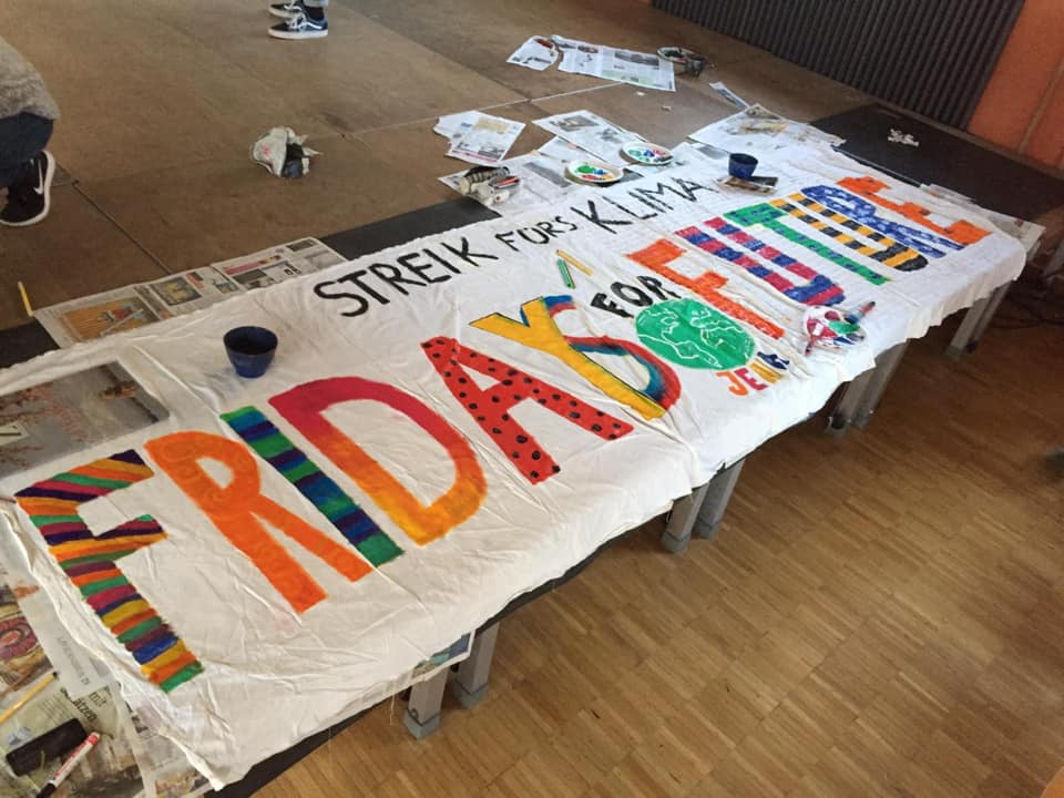 Angriff auf Fridays for Future Jena