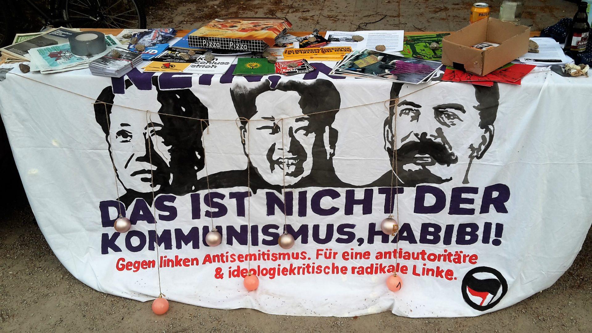 """Was heißt """"linksradikales Jena""""? Protestfest im Paradiespark setzt Agenda für eine gerechtere Gesellschaft"""