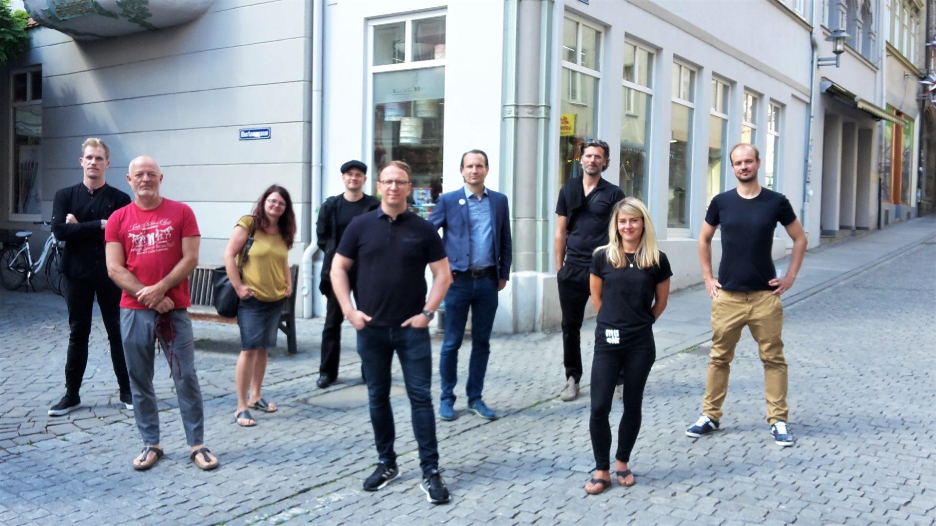 "JenaKultur kündigt wöchentliche ""Straßenpflaster-Festspiele"" an"