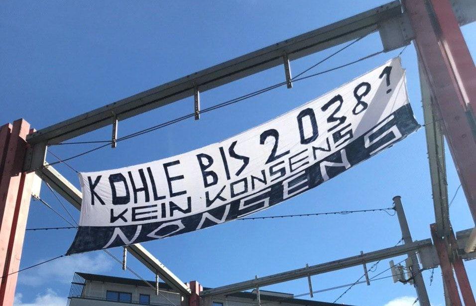 """Anonymes Klimabündnis unterstützt """"Fahndung"""" zum Kohlegesetz"""