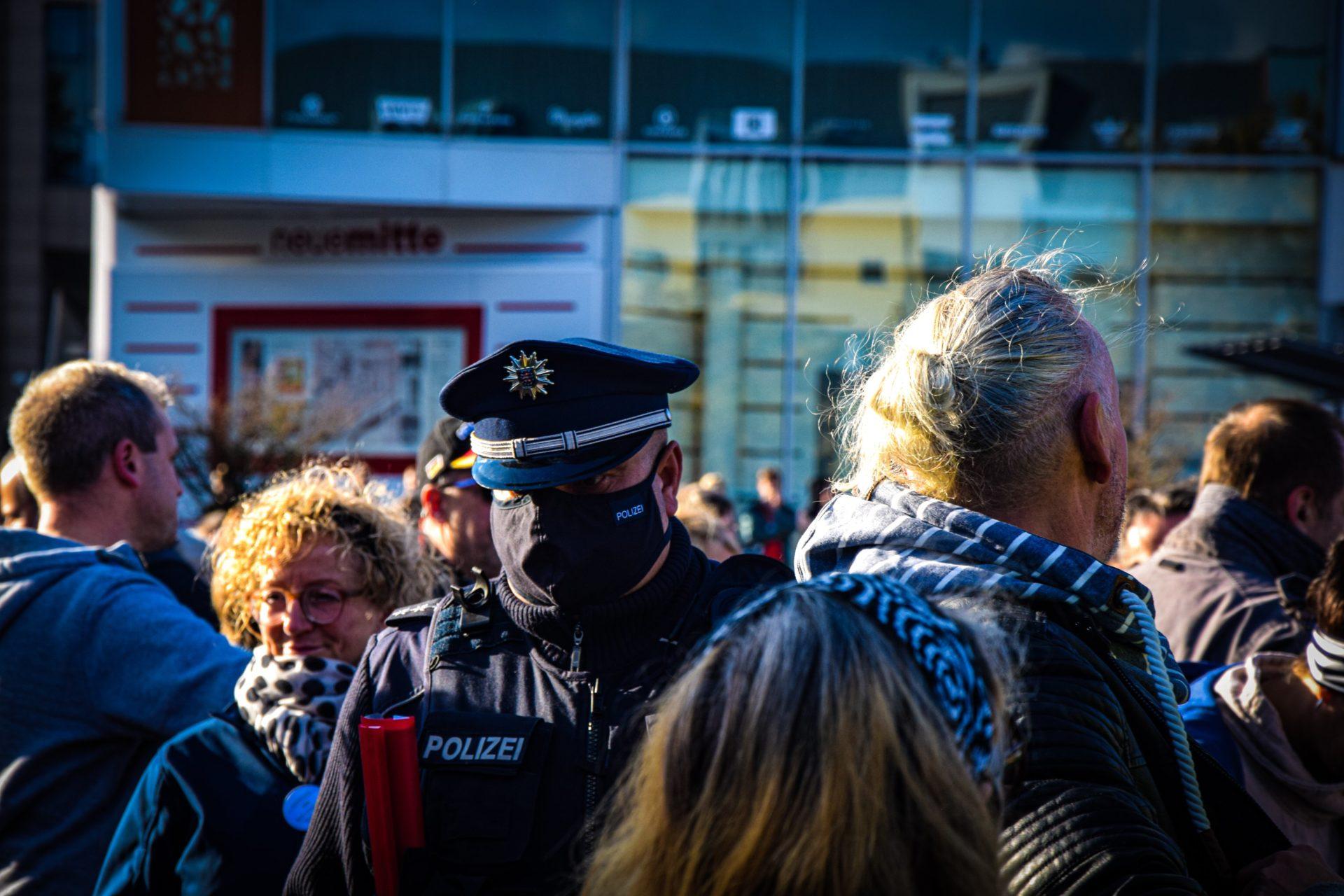 Stadt und Polizei kapitulieren vor Querdenker*innen in Jena
