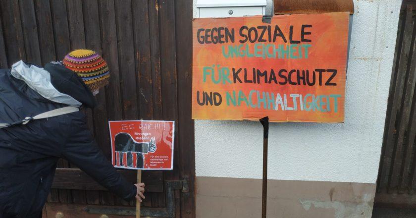 """Junges Forum Jena kritisiert Äußerungen Holger Beckers (SPD): »Trennung in """"produktives"""" und """"unproduktives"""" Kapital ist antisemitisches Gedankengut«"""