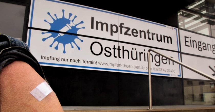 Thüringen öffnet bei Impfungen Gruppe 3 und gibt AstraZeneca für alle frei