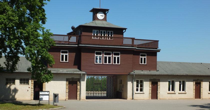 Hohe Geldstrafe: Antifaschist*innen intervenierten gegen rechte Szenekleidung in der Gedenkstätte Buchenwald
