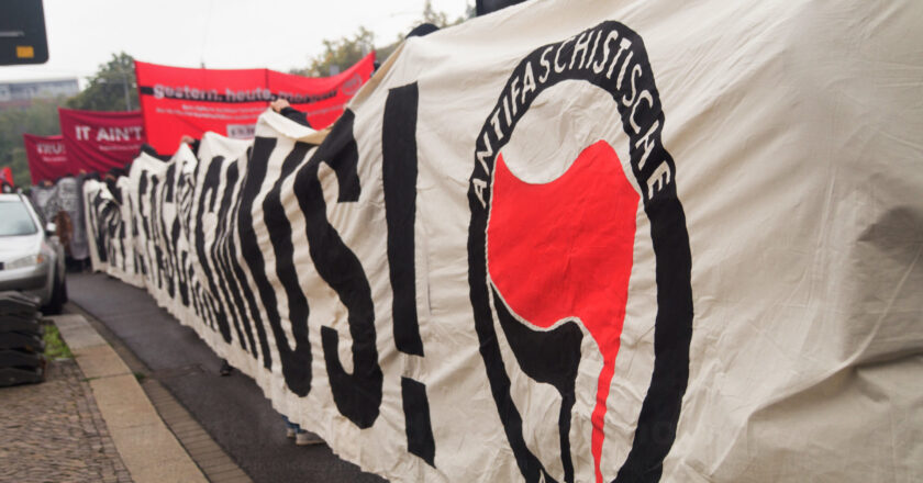Starkes Zeichen der Solidarität: Tausende demonstrieren in Leipzig gegen die Verfolgung von Antifaschist*innen